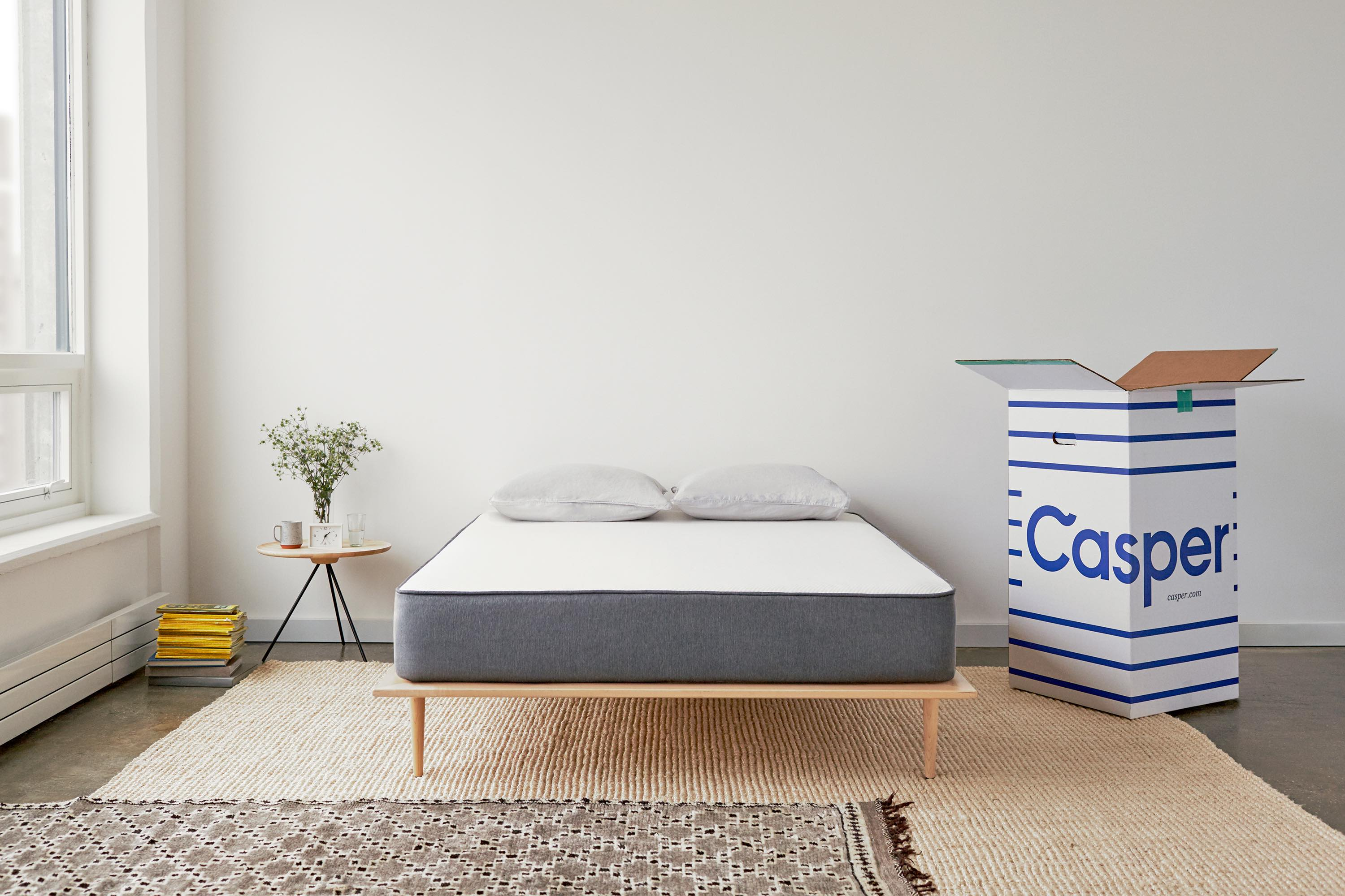 quel est le prix du matelas casper comparatif matelas. Black Bedroom Furniture Sets. Home Design Ideas